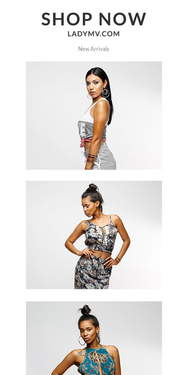 Shop Lady MV - Women's Wear