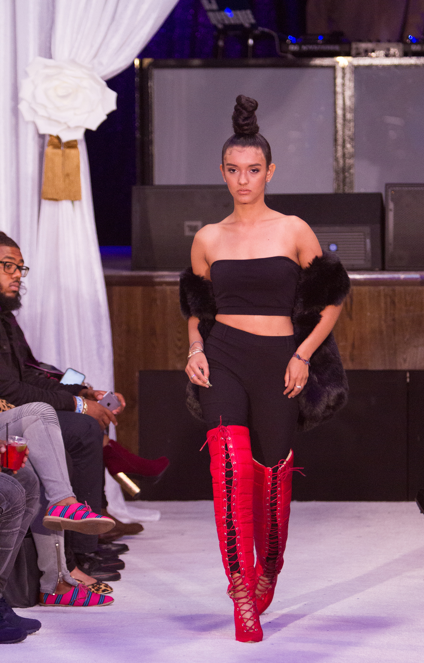 Winter Rose Fashion Show Highlights
