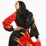 Orient Maxi Dress: Color, Finesse, Style