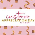 Customer Appreciation Day at Lady MV