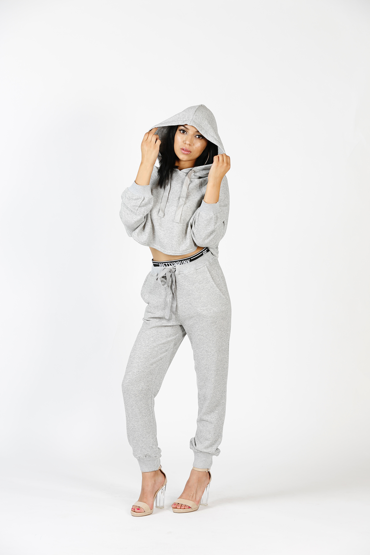 Pretty in Punk Jogger Set - Lady MV