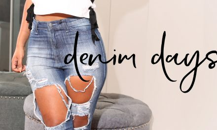 Denim Days: The Perfect Jeans for Your Bum