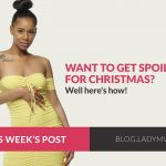 Want to get spoiled for Christmas? Well here's how