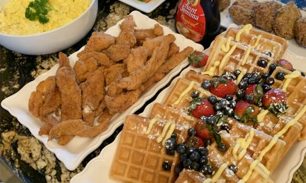 Who's coming to brunch? – April 4th, 2020